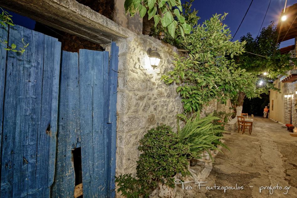"""""""Matsaggos"""" old neighborhood"""